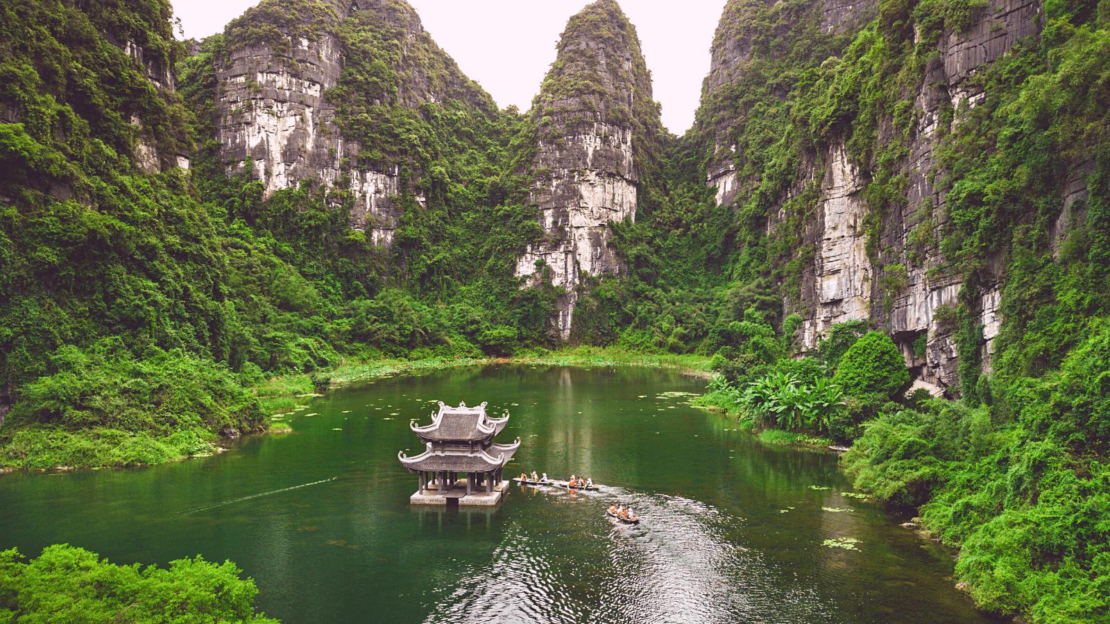 Top 20 Best Places to Visit in Vietnam Video » Breaking News ...